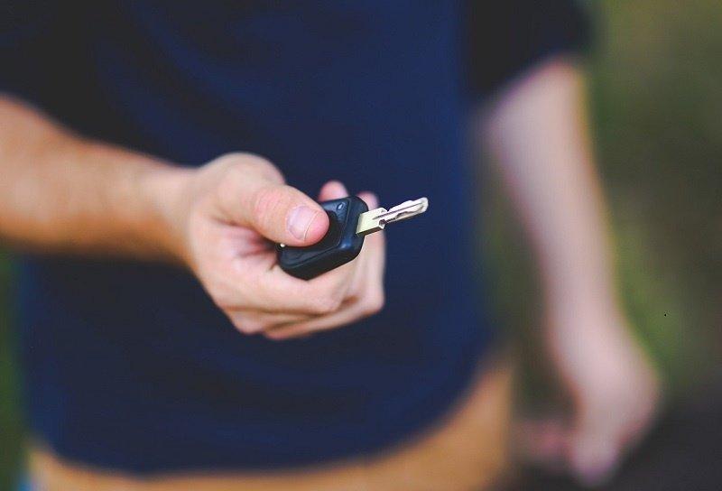 Kulcsrakész autó- kárrendezés