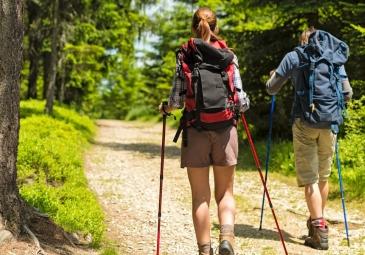 nordic walking bot kölcsönzés