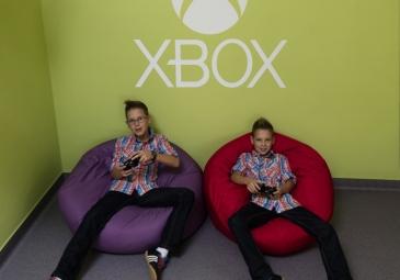 X-BOX szoba