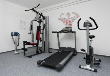 Fitnessz terem