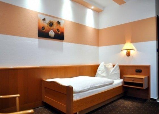Komfort Einbettzimmer