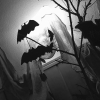 Kísértetjárta HALLOWEEN Labirintus