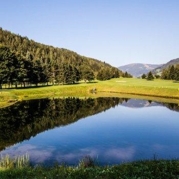 Golfpálya Bad Kleinkirchheim-ben