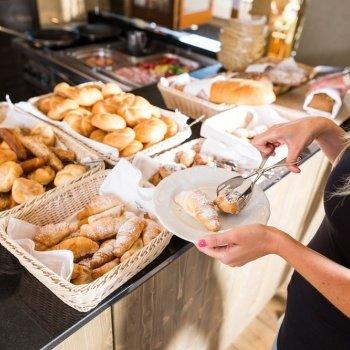 Crispy bakery