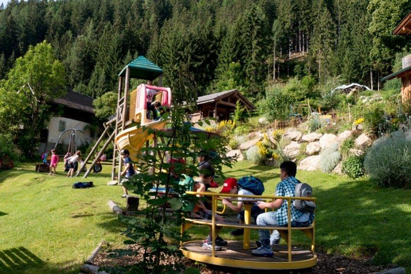 Alpesi vadaspark – Feld am See