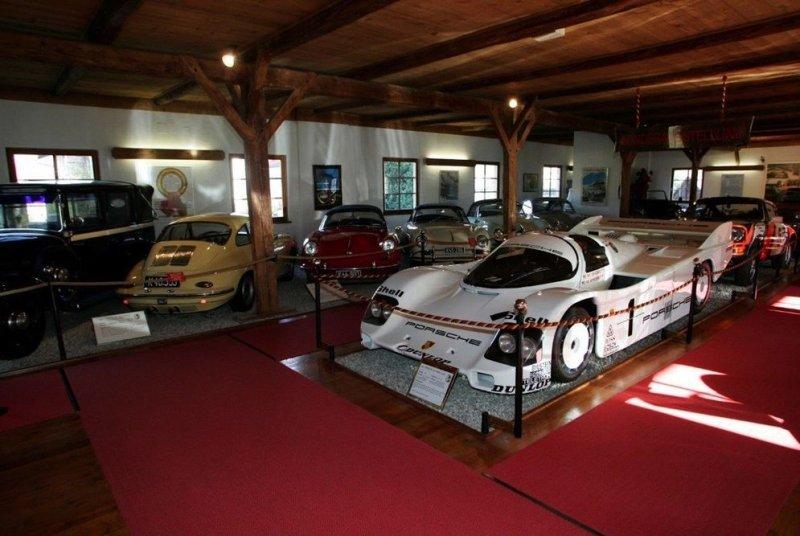 Porsche Múzeum