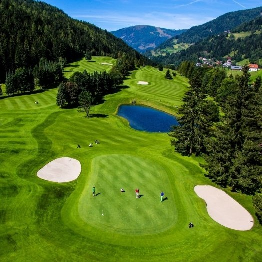 Pihenés golfozással egybekötve Bad Kleinkirchheimben 2 éjszaka