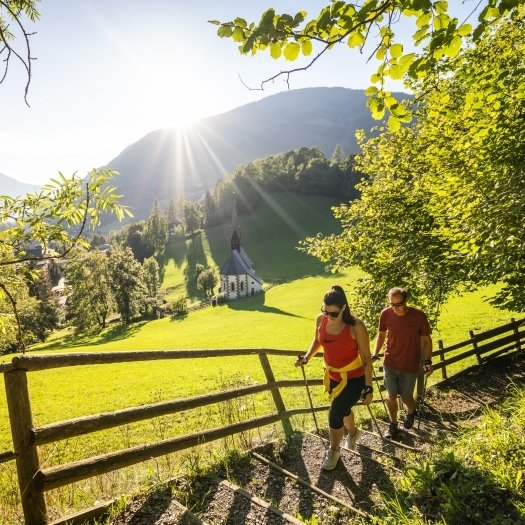 Experience and relaxation on the sunny side of the Alps from 4 nights