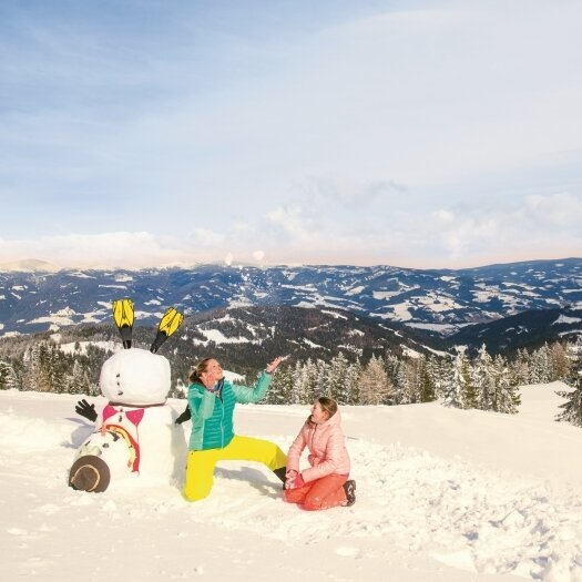 Sciare con la famiglia da 7 notti