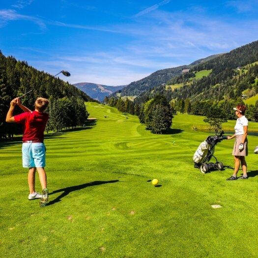 Pihenés golfozással egybekötve Bad Kleinkirchheimben 1 éjszaka