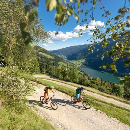 Going by E-bicycle in the Nockberge Mountains from 7 nights
