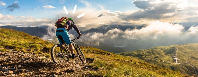 Going by E-bicycle in the Nockberge Mountains from 4 nights