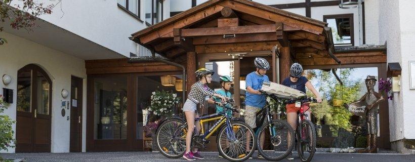 Őszi szünet kerékpáros csomag 4 éjszaka