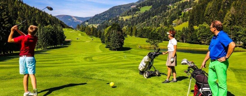 Golf-Genuss in den Nockbergen