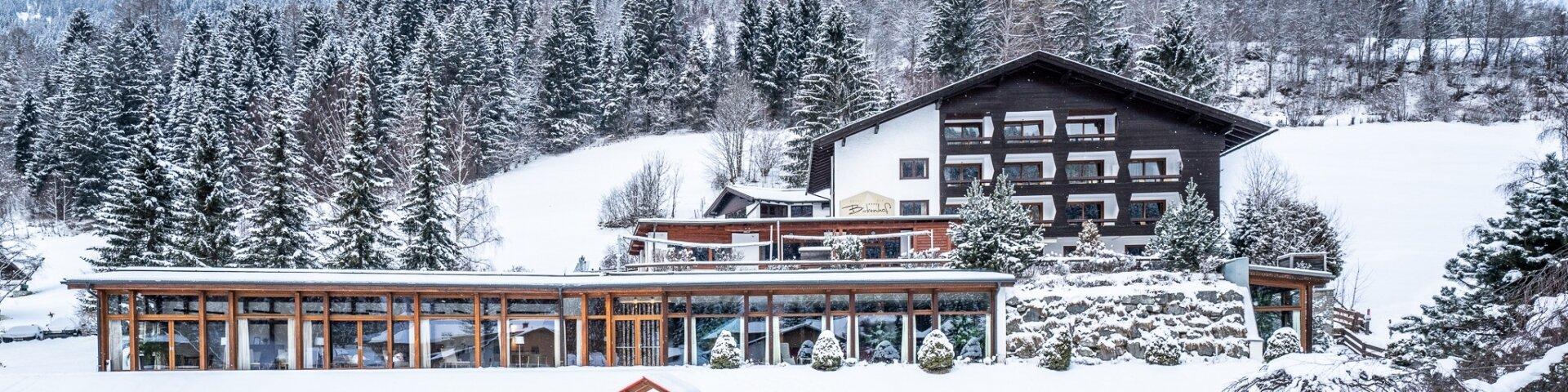 Advent in den Alpen