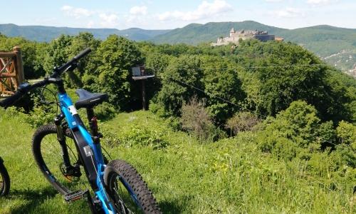 E-bike túrák Visegrádon