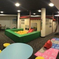 Játszószoba a szálloda I. emeletén