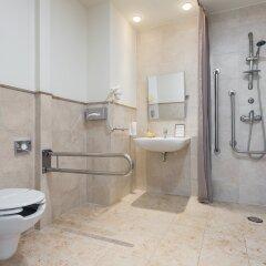 Akadálymentesített fürdőszoba
