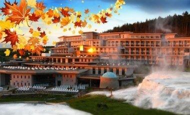 Őszi csobbanás-ünnepi ajánlat