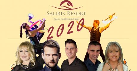 Szilveszteri programkavalkád 2019-2020