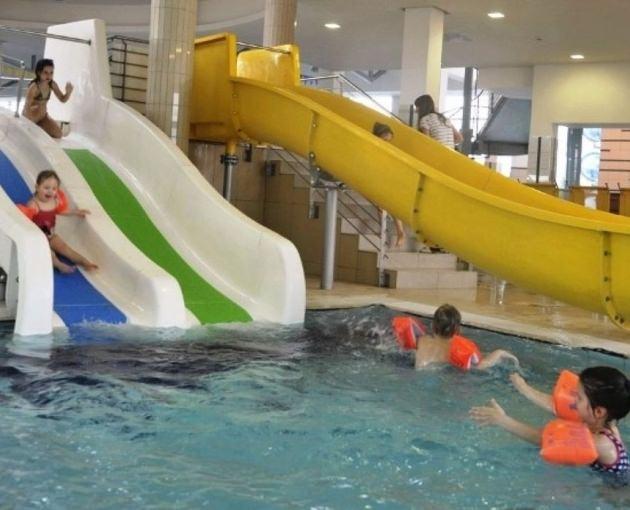 Indoor slides for children