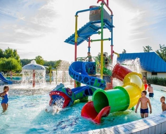 Outdoor slides for children