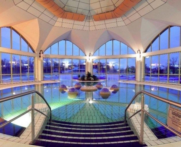 Léčebný bazén CZ