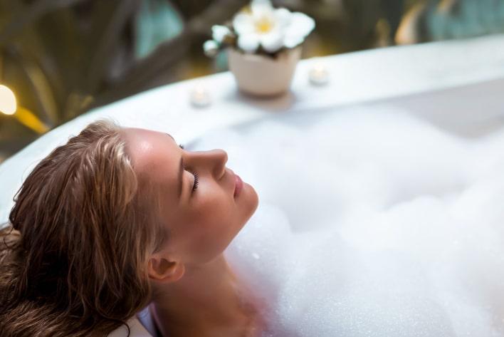 Spa Relax kádfürdő