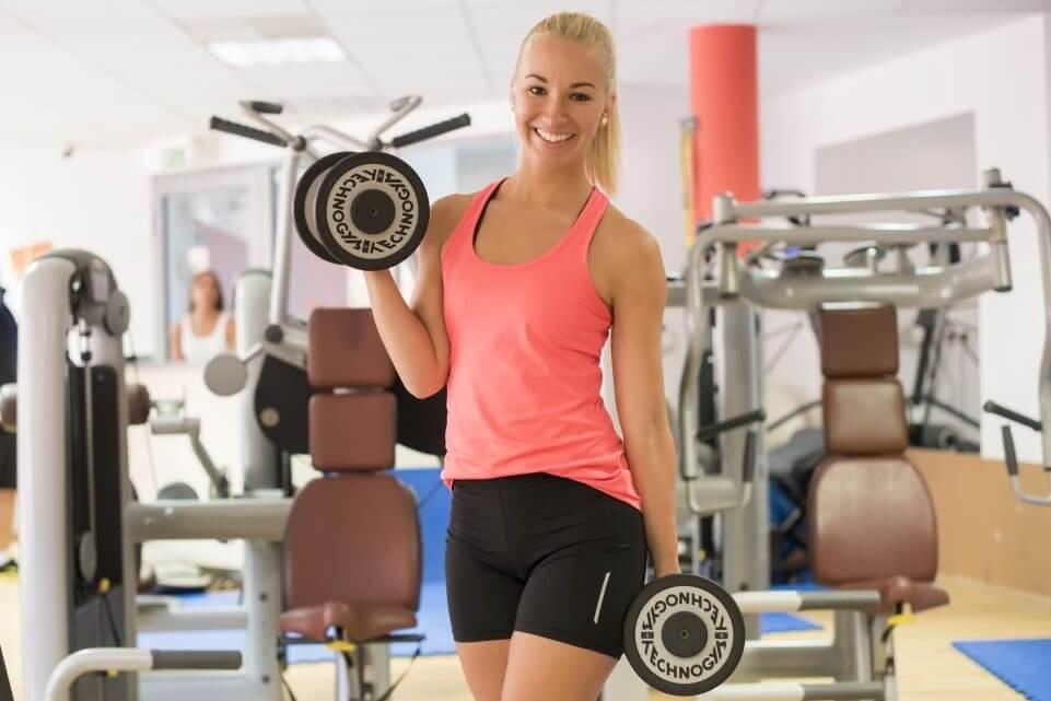 Fitnesz terem