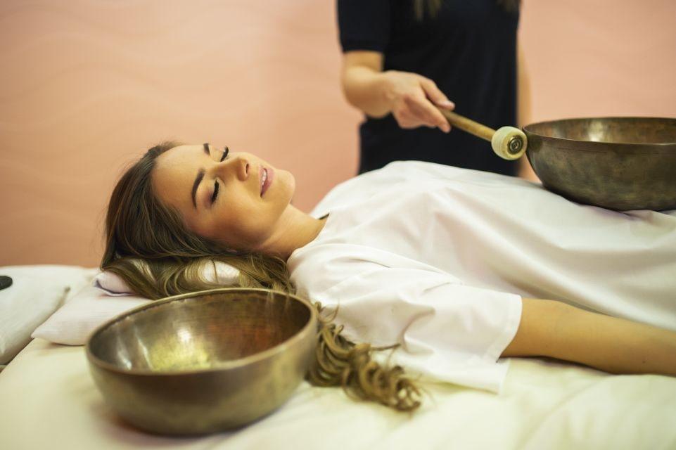 Odprężające masaże