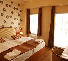 Deluxe szoba - Six Inn Hotel Budapest