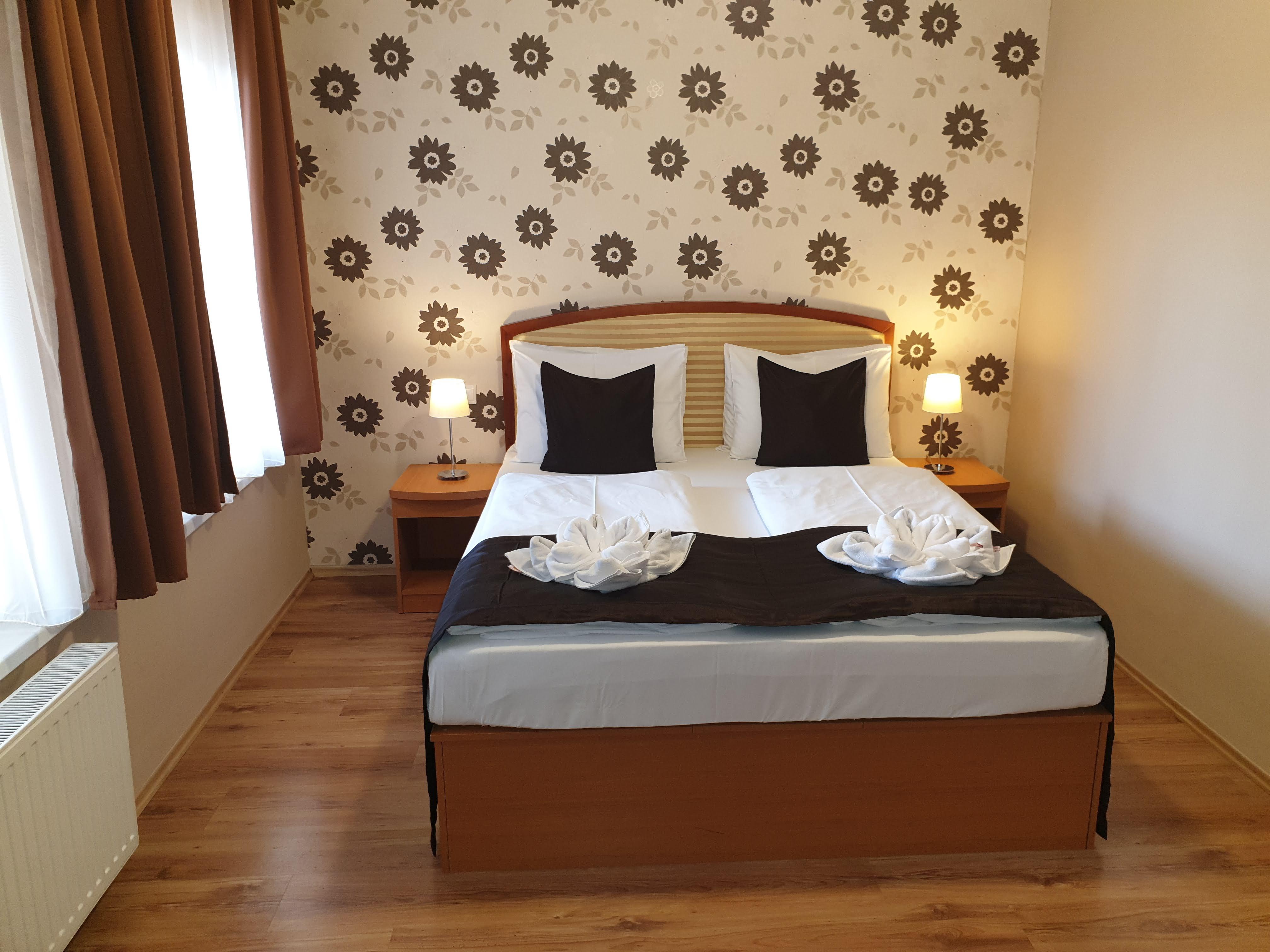 Superior kétágyas szoba - Six Inn Hotel Budapest