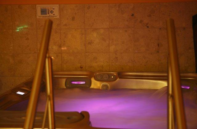 Wellness - Six Inn Hotel Budapest