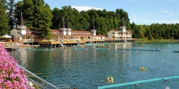 Thermal Lake of Hévíz