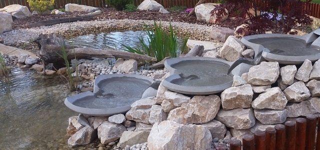 Élővíz-bölcső a SunGardenben