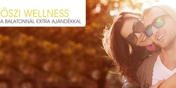 Hello Ősz - Őszi Wellness a Balatonnál