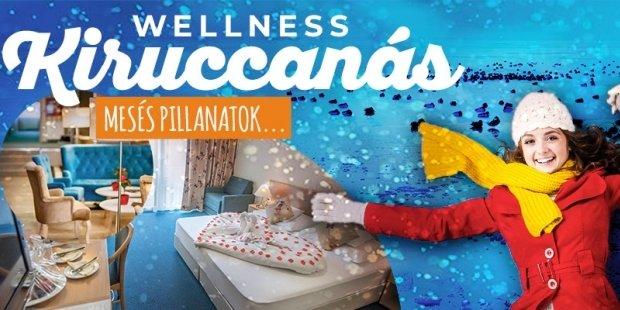 Klasszikus Wellness Kiruccanás