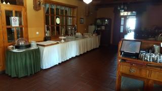 Reggeliző terem régen