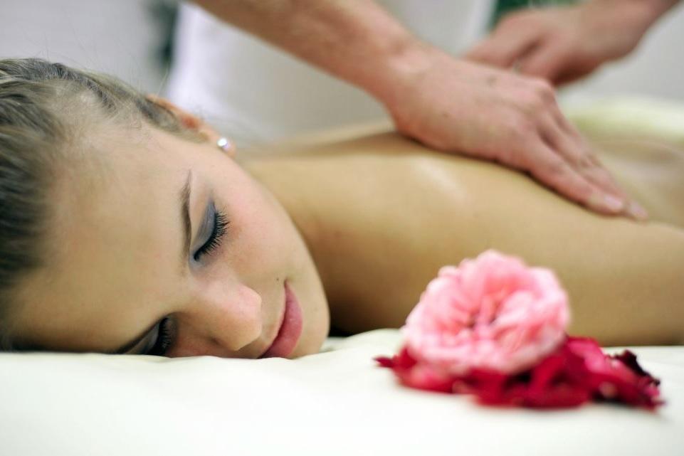 Pampering massages