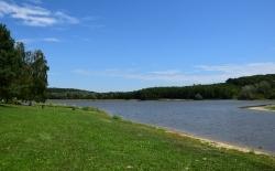Dedesi-tó felfedezése