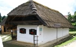 Töpferhaus in Magyarszombatfa