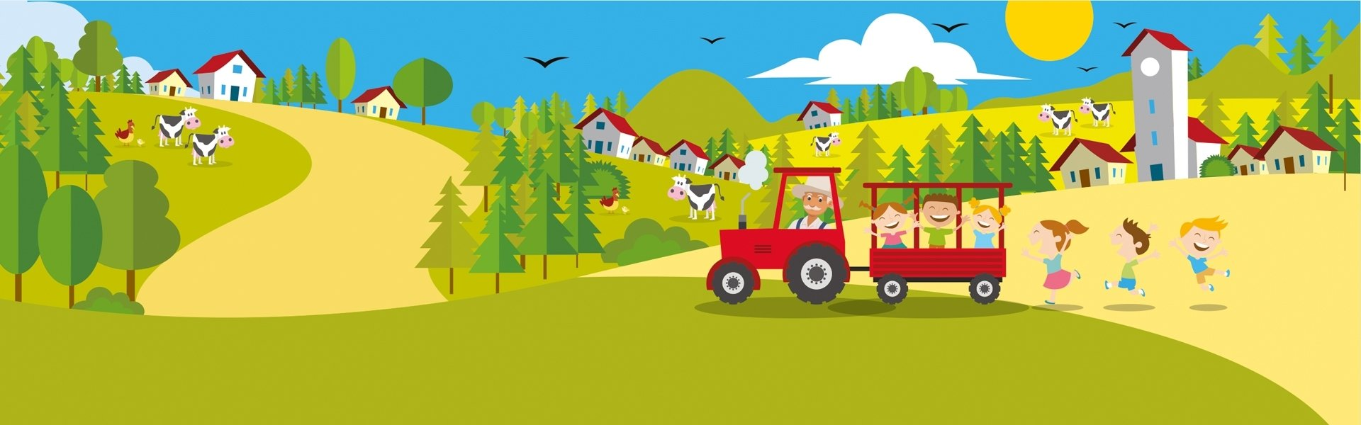 Tractor-tour