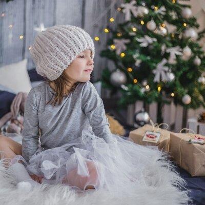 Funkelnde Weihnachten