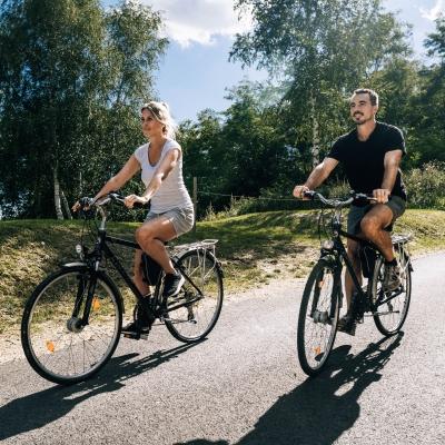 Elektromos bicikli túra Szőcére
