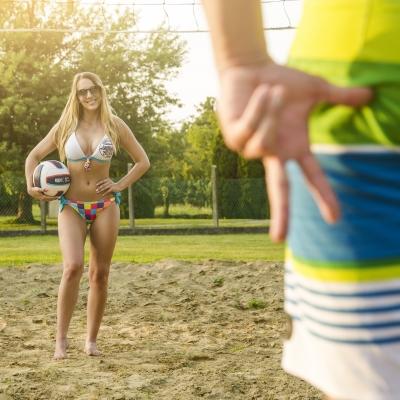Let us sport!