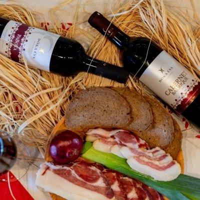 L16 Restaurant Weinagebot - Dóka Éva Weinkeller
