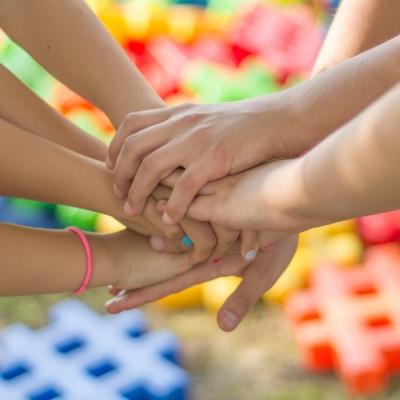 Gyermeknap! Együtt játszani jó!