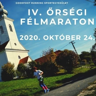 IV. Half Marathon in Őrség