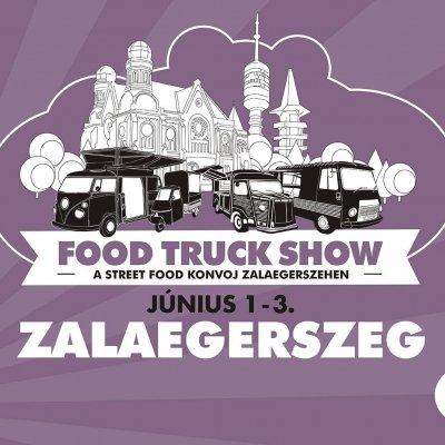 Food Truck Show Zalaegerszeg