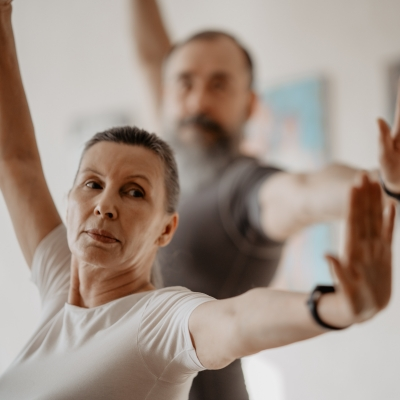 Senioren-Gymnastik